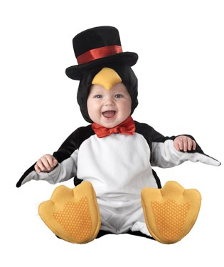 Lil Penguin Elite Collection Infant / Toddler Costume