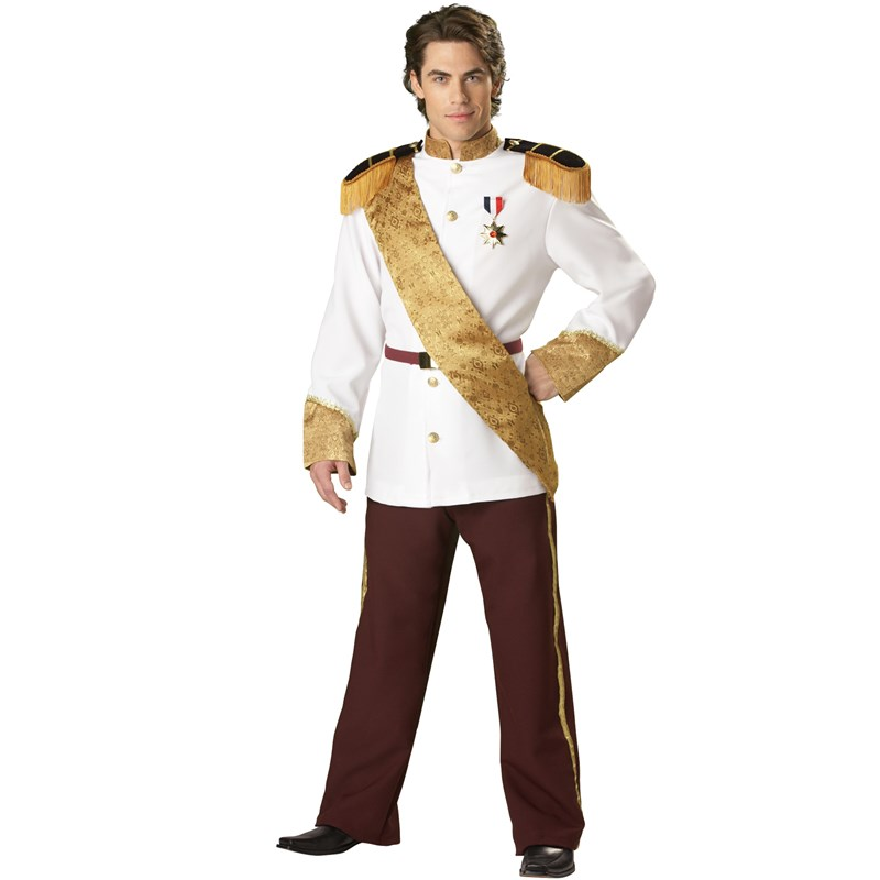 Prince Charming Elite Collection Adult Costume for the 2015 Costume season.