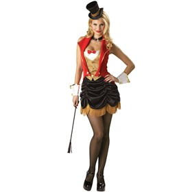 Three Ring Hottie Elite Collection Adult Costume