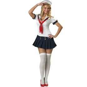 Hey Sailor Elite Collection Adult Costume
