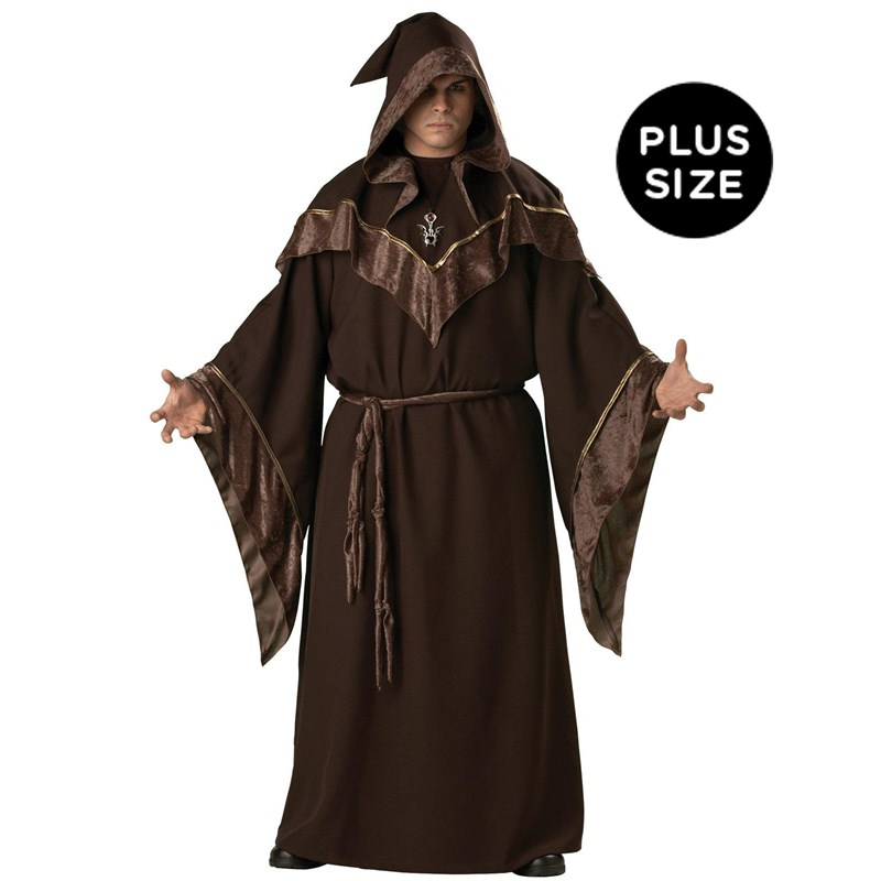 Mystic Sorcerer Elite Collection Adult Plus Costume for the 2015 Costume season.