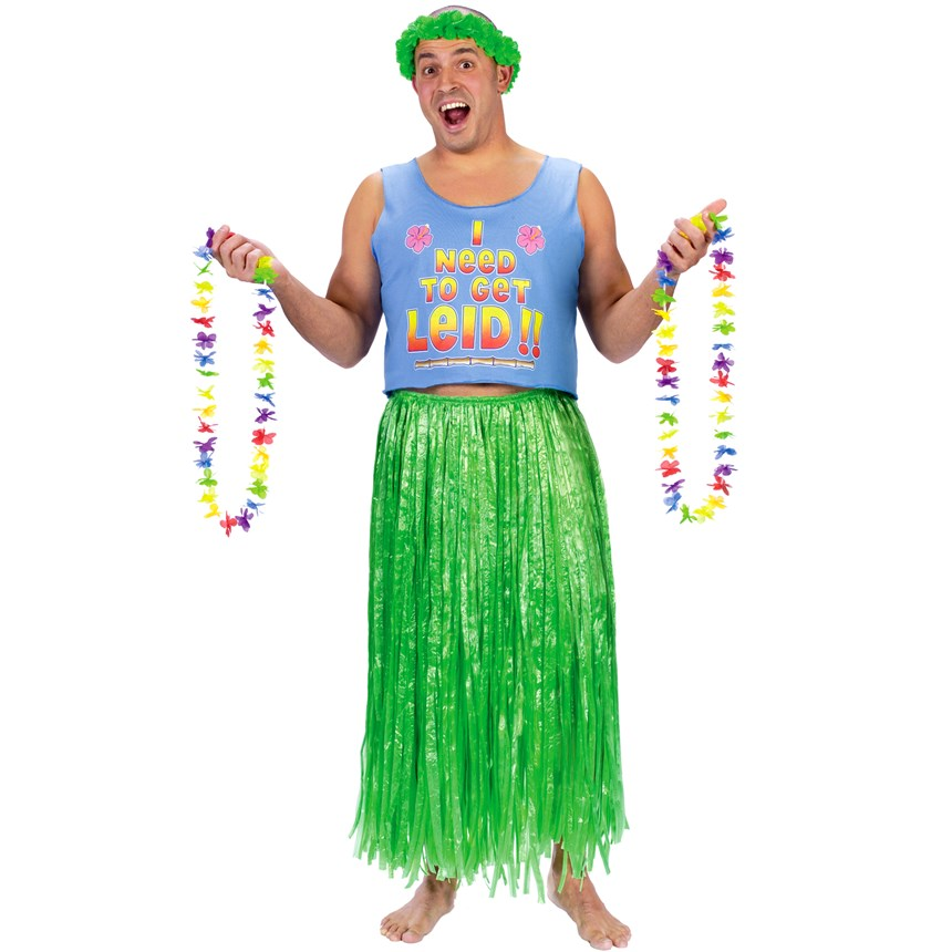 Need to Get Leid Adult Costume Costumes, 32557 on PopScreen