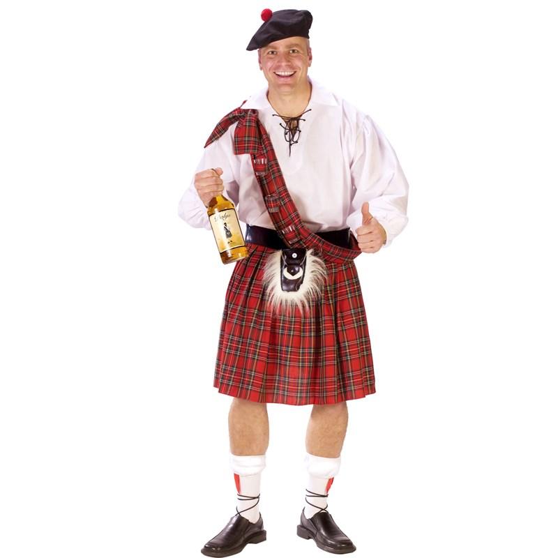 Big Shot Scot Adult Costume for the 2015 Costume season.