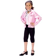 Grease Pink Ladies Child Costume