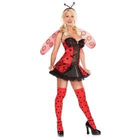 Playboy Ladybug Adult Costume