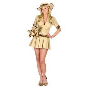 Sexy Safari Girl Adult Costume