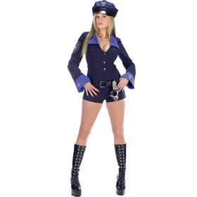 Sexy Policeman Adult Costume