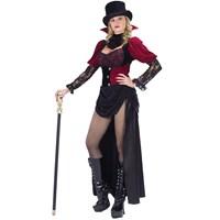 Burlesque Victorian Vampire Costume