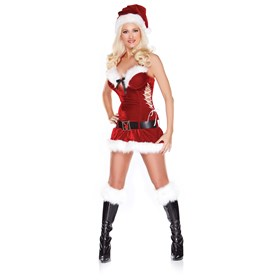 Playboy Holiday Honey Adult Costume