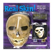 Real Skin Skull Makeup Kit