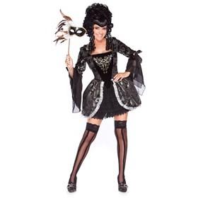 Playboy Madam Masquerade Adult Plus Costume