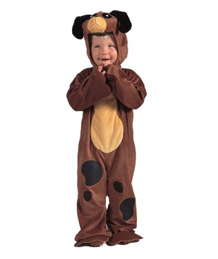 Lil Fuzzy Puppy Toddler Costume