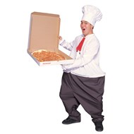 Large Chef Adult Costume