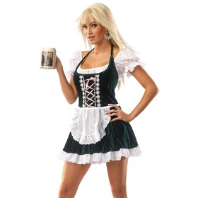 Beer Girl Adult Costume
