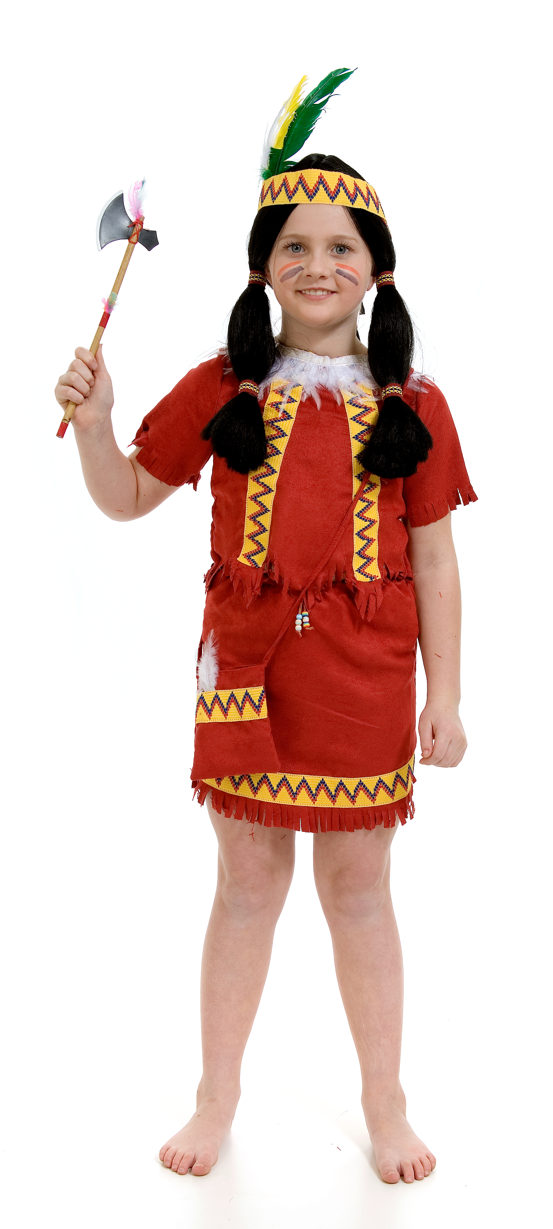 Костюм индейцев своими руками 46