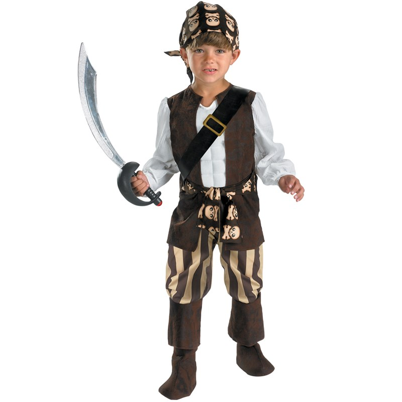 Rogue Pirate Toddler Costume for the 2015 Costume season.