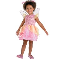Shiny Bright Butterfly Toddler Costume