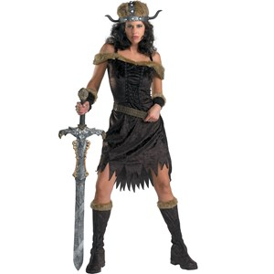 Nordic Babe Adult Costume
