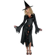 Sienna Rose Witch Adult Costume