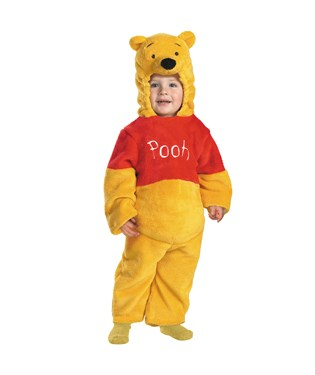 Disney Winnie the Pooh Infant / Toddler Costume