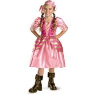 Caribbean Lass Child Costume