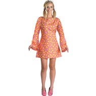 60's Barbie - Deluxe Adult Costume