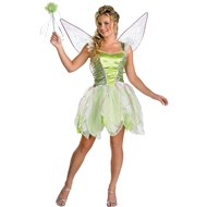 Tinker Bell Deluxe Adult Costume
