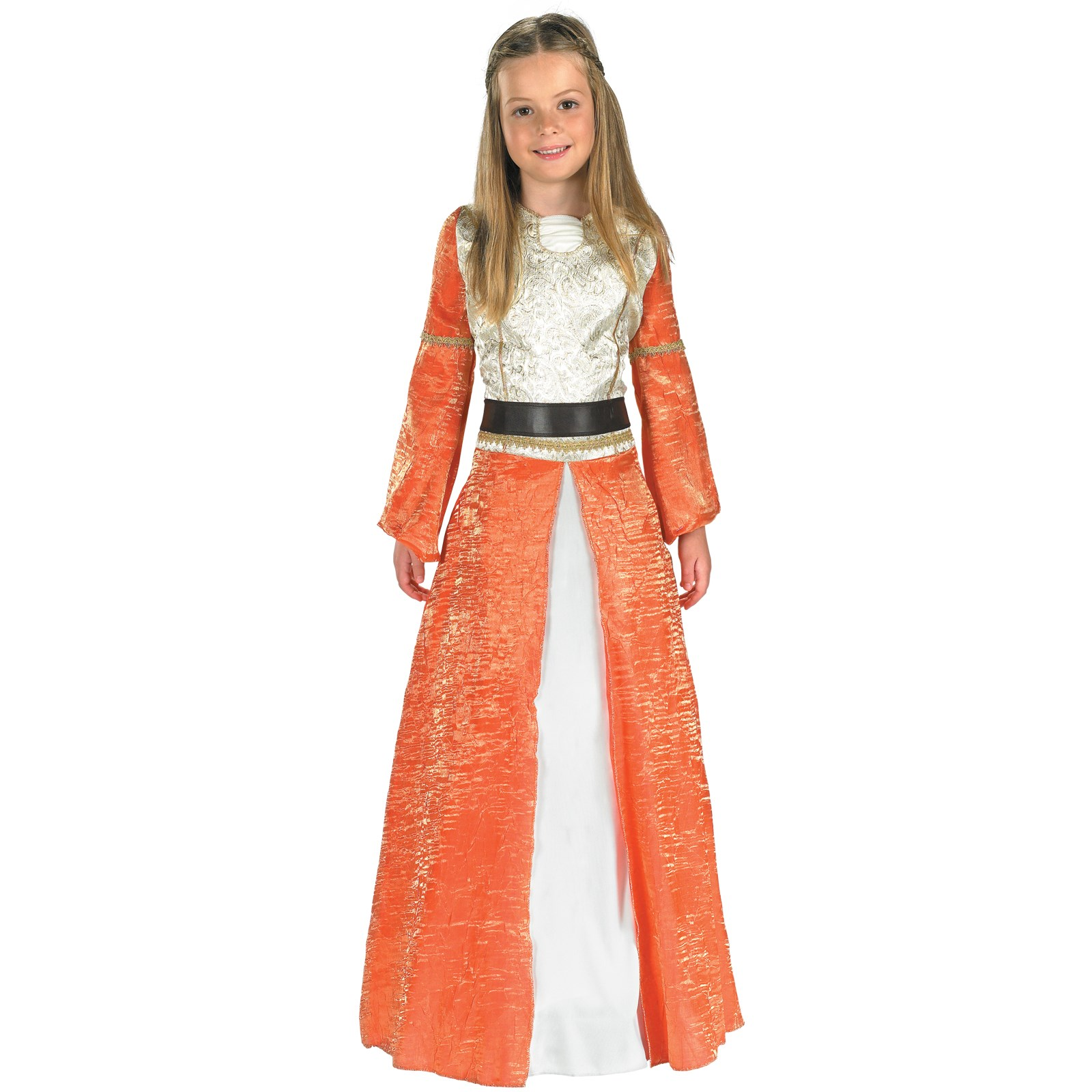 The Chronicles of Narnia Prince Caspian Lucy Deluxe Child Costume ...