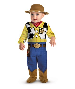 Disney Toy Story - Woody Infant Costume