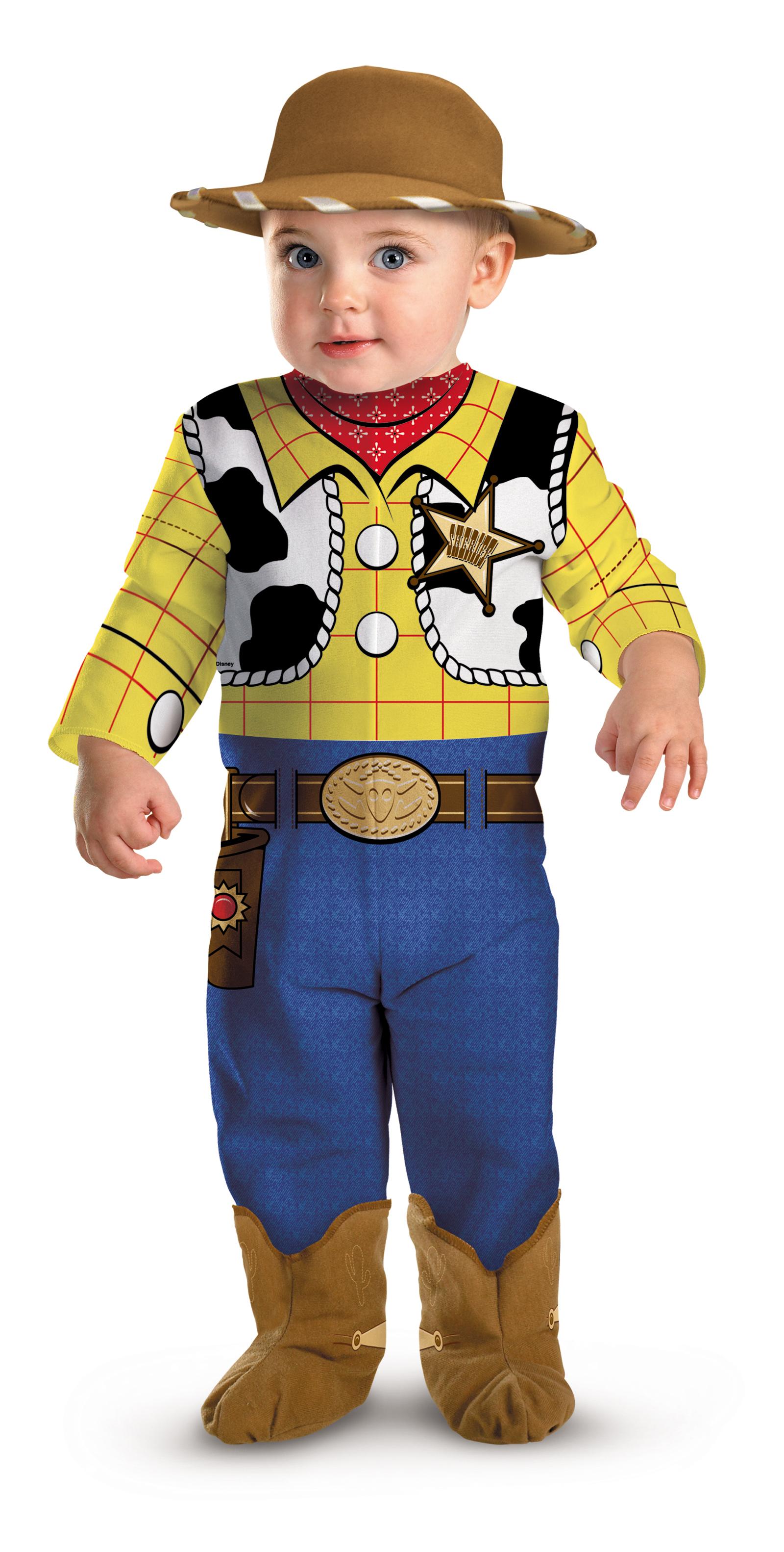 disney toy story woody infant costume