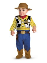 Click Here to buy Disney Toy Story - Woody Baby Costume from BuyCostumes