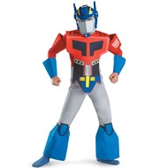 Optimus Prime Deluxe Child Costume