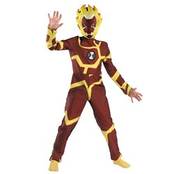 Ben 10 Heat Blast Child Costume