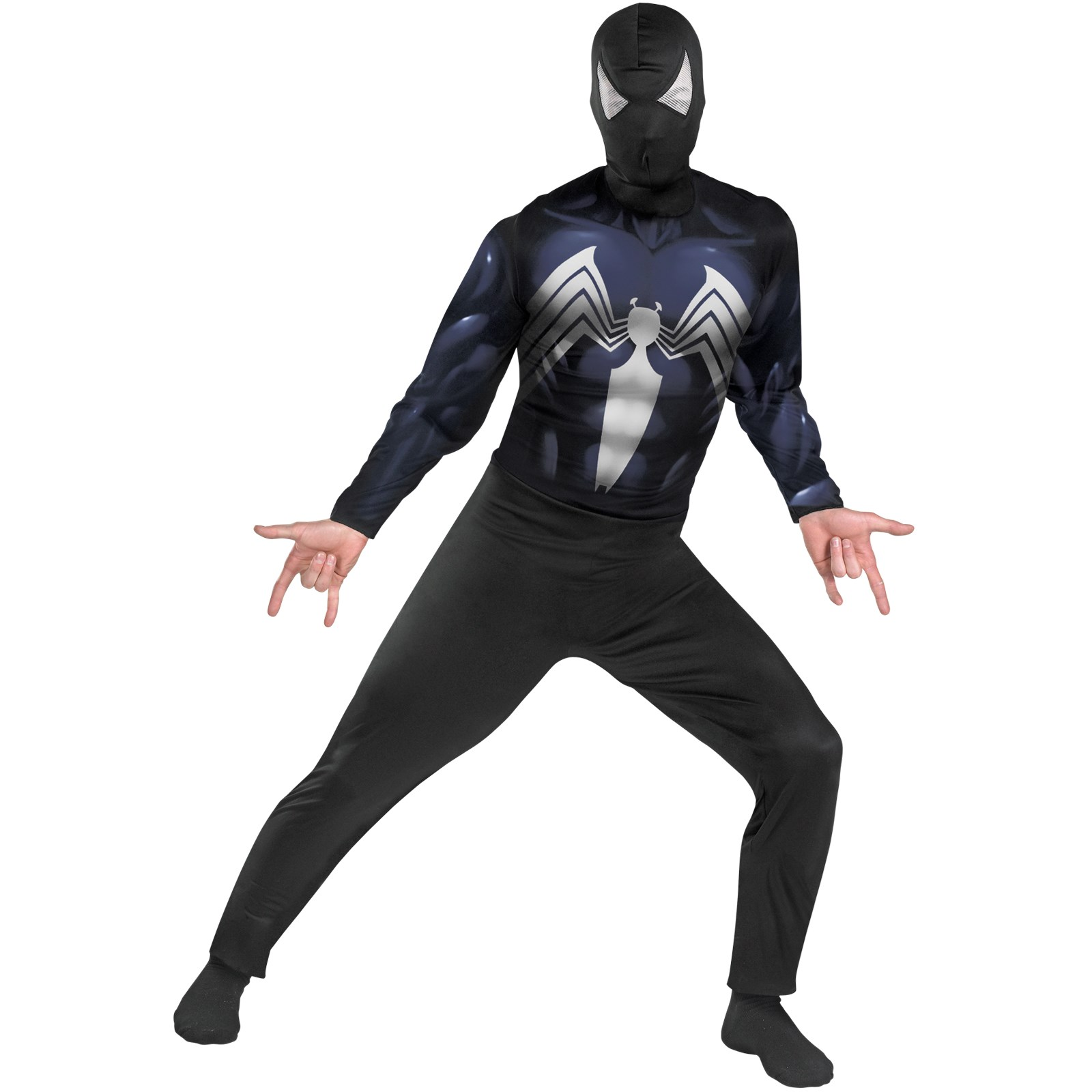 The Amazing Spider-Man Black-Suited Spider-Man Adult Costume