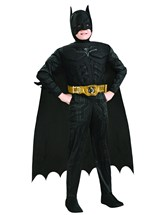 Batman The Dark Knight Rises Deluxe Muscle Chest Child Size Costume