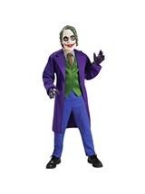 Click Here to buy Batman Dark Knight Deluxe The Joker Kids Costume from BuyCostumes
