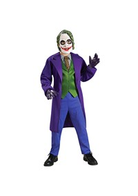 Batman Dark Knight Deluxe The Joker Child Size Costume