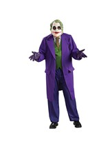 Click Here to buy Batman Dark Knight The Joker Deluxe Adult Costume from BuyCostumes