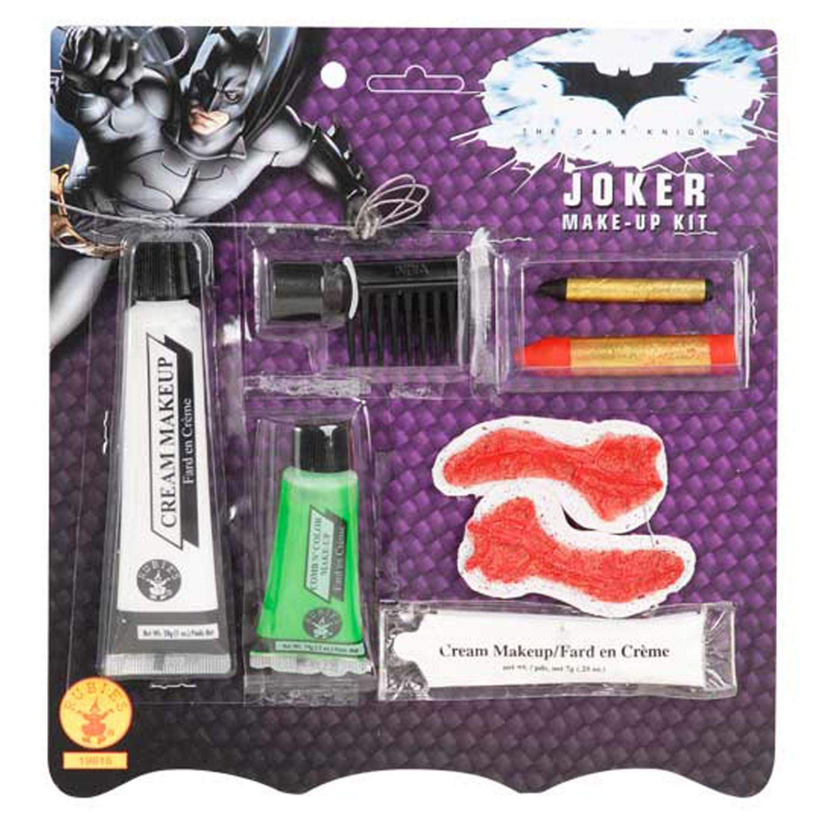 Image of Batman Dark Knight The Joker Makeup Kit