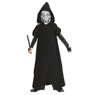 Harry Potter & The Half-Blood Prince Deluxe Death Eater Child Costume