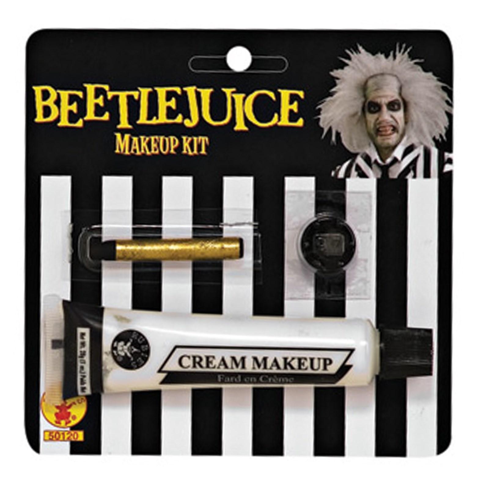 Image of Beetlejuice Makeup Kit