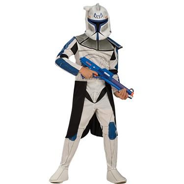 Clone Trooper Leader Rex Child Costume