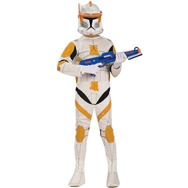 Clone Trooper Commander Cody Child Costume