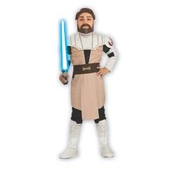 Star Wars Animated Obi Wan Kenobi Child Costume