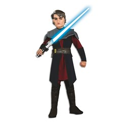 Star Wars Animated Deluxe Anakin Skywalker Child Costume