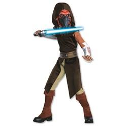Star Wars Animated Deluxe Plo Koon Child Costume