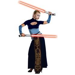 Star Wars Clone Wars Asajj Ventress Adult Costume
