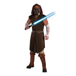 Star Wars Clone Wars Deluxe Plo Koon Adult Costume