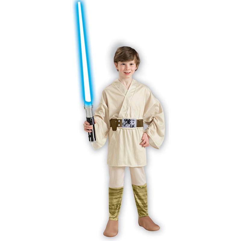 Star Wars Luke Skywalker Child Costume for the 2015 Costume season.
