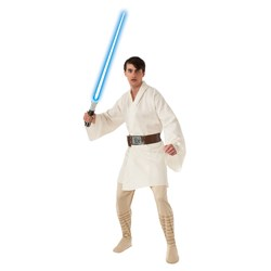 Star Wars Deluxe Luke Skywalker Adult Costume